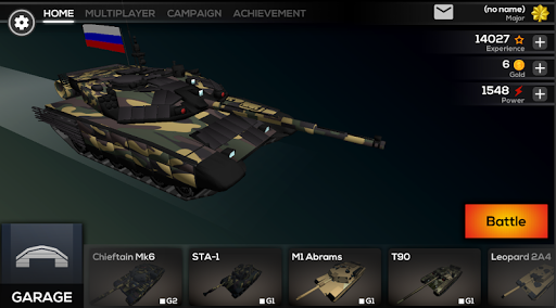 Poly Tank 2: Battle Sandbox apkmind screenshots 6
