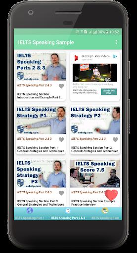 IELTS SPEAKING SAMPLE 2.0.7 screenshots 8