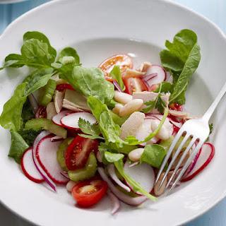 Tuna and White Bean Salad.
