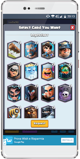 Cards Trade Center for Clash Royale 1.1 PC u7528 2