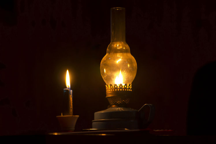 Rolling power cuts hit the economy hard every time the lights go out. Stock photo.
