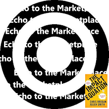 Photo: Echo to the Marketplace: The Impact Equation by Chris Brogan & Julien Smith. Simply. #Impacteq