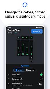 Volume Styles – Customize your Volume Panel Slider Mod 3.2.3 Apk [Unlocked] 4