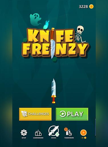 Knife Strike - Knife Game to Hit 1.1.121 screenshots 9
