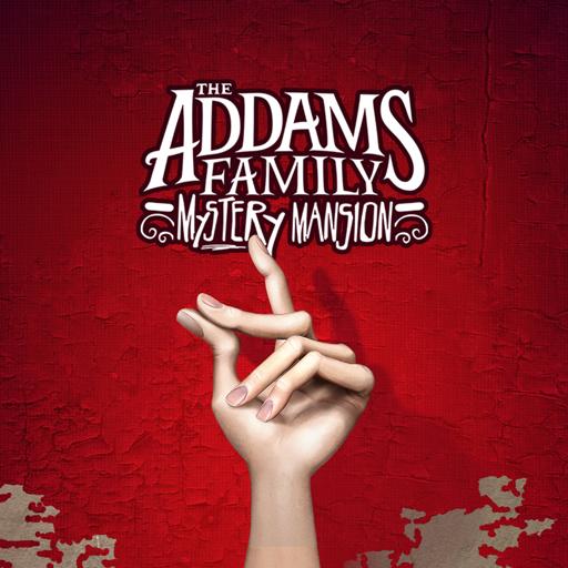 La Famille Addams - Mystère Manoir