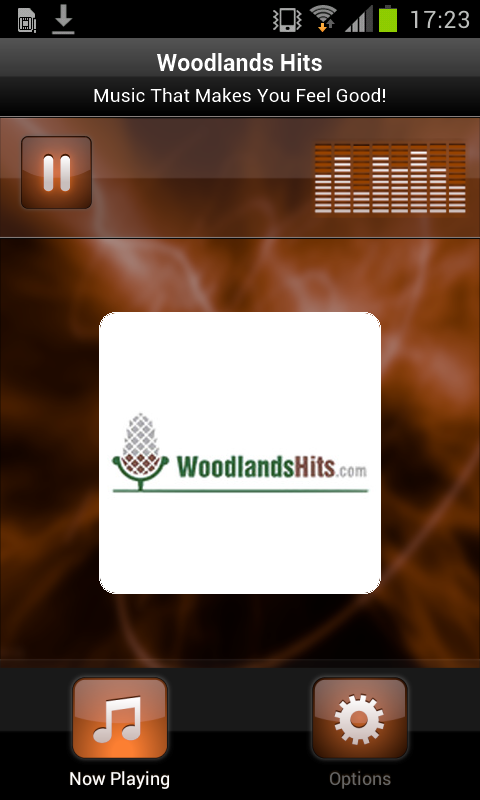 Woodlands Hits- screenshot