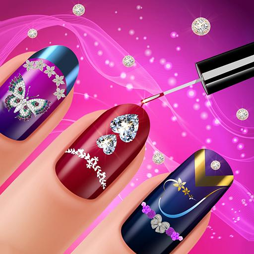 App Insights Nail Art Salon Game Manicure Spa Apptopia