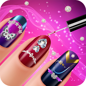 Nail Art Salon Game : Manicure Spa APK Download for Android