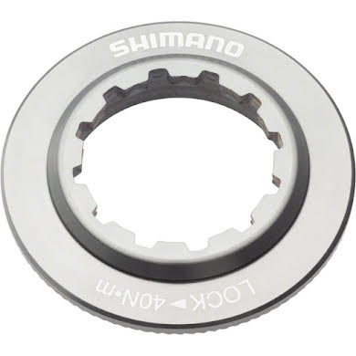 Shimano Dura-Ace SM-RT900 Disc Brake Rotor Lock Ring and Washer