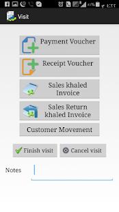 Manara Invoice - náhled