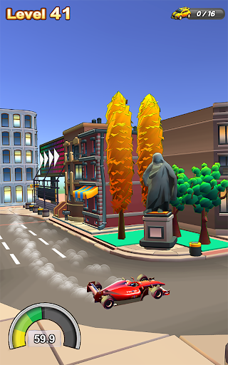 Just Drift - City Rush screenshots 1