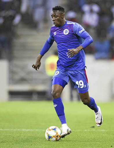 Evans Rusike believes SuperSport can upset Sundowns in the MTN8 semifinals on Sunday.
