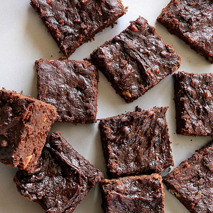 3-Ingredient Brownies (Whole30 + Paleo) Recipe