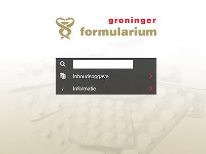 Groninger Formularium app 12.0.2 APK Mod Latest Version 1