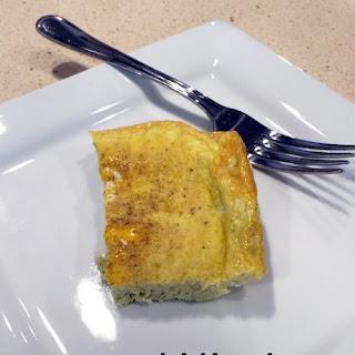Make Ahead Egg Patties Recipe