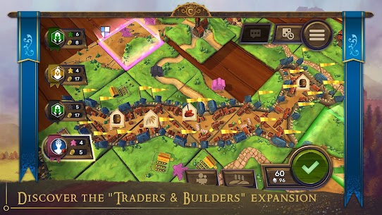 Carcassonne: Official Board Game 7