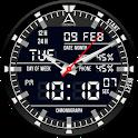 Graphite Watch Face icon
