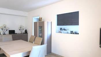 Appartement meublé 2 pièces 44,95 m2