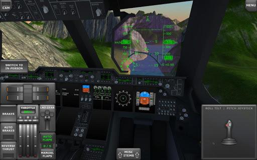 Turboprop Flight Simulator 3D  screenshots 14
