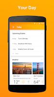 Screenshot of Yahoo Aviate Launcher