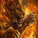 Lion High Resolution