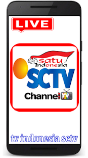 tv indonesia sctv - náhled
