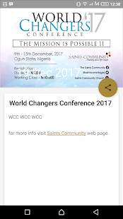 Saints Community Mobile App Plus- screenshot thumbnail