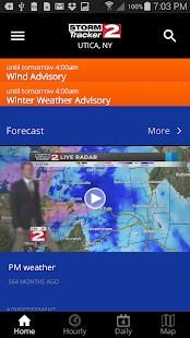 WKTV StormTracker 2 Weather- screenshot thumbnail