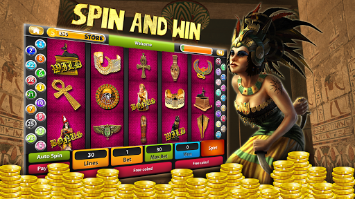 Gods of Egypt Slots Casino  screenshots 6