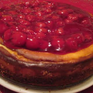 Cherry Cheesecake.