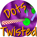 Dots Twisted icon