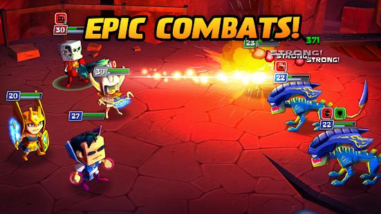 Justice Heroes - Superheroes War: Action RPG Mod