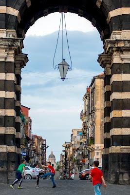 Catania Porta Garibaldi. di Mony.M