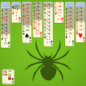 Solitario Spider Móvil icon