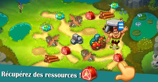Tu00e9lu00e9charger Stone Ageu00a0: Retour u00e0 l'u00e2ge de pierre APK MOD (Astuce) screenshots 1