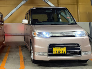 タントカスタム L360S RSのカスタム事例画像 オンボロセリカさんの2019年10月04日21:55の投稿