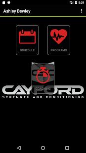 Cayford SC - náhled