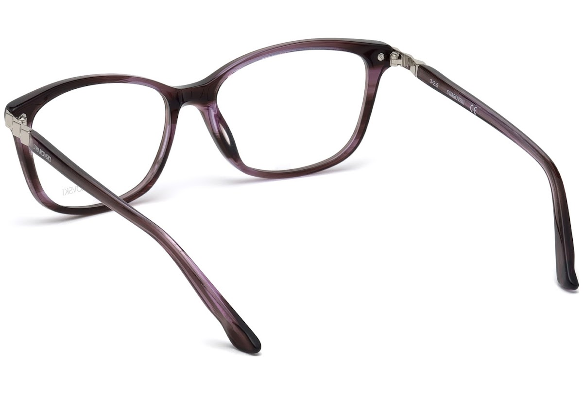 ea6197f36eb5 Buy Swarovski Gilberta SK5185 C51 083 (violet other   ) Frames ...