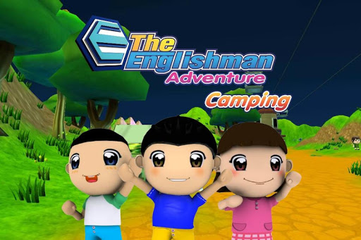 The Englishman : Camping