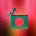 Dollar to Taka Exchange Rates icon