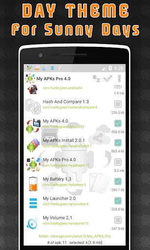 My APKs Pro - backup manage apps apk advanced  screenshots 2