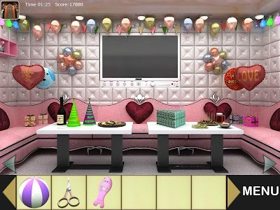 Escape From Girl BirthdayParty screenshot 7
