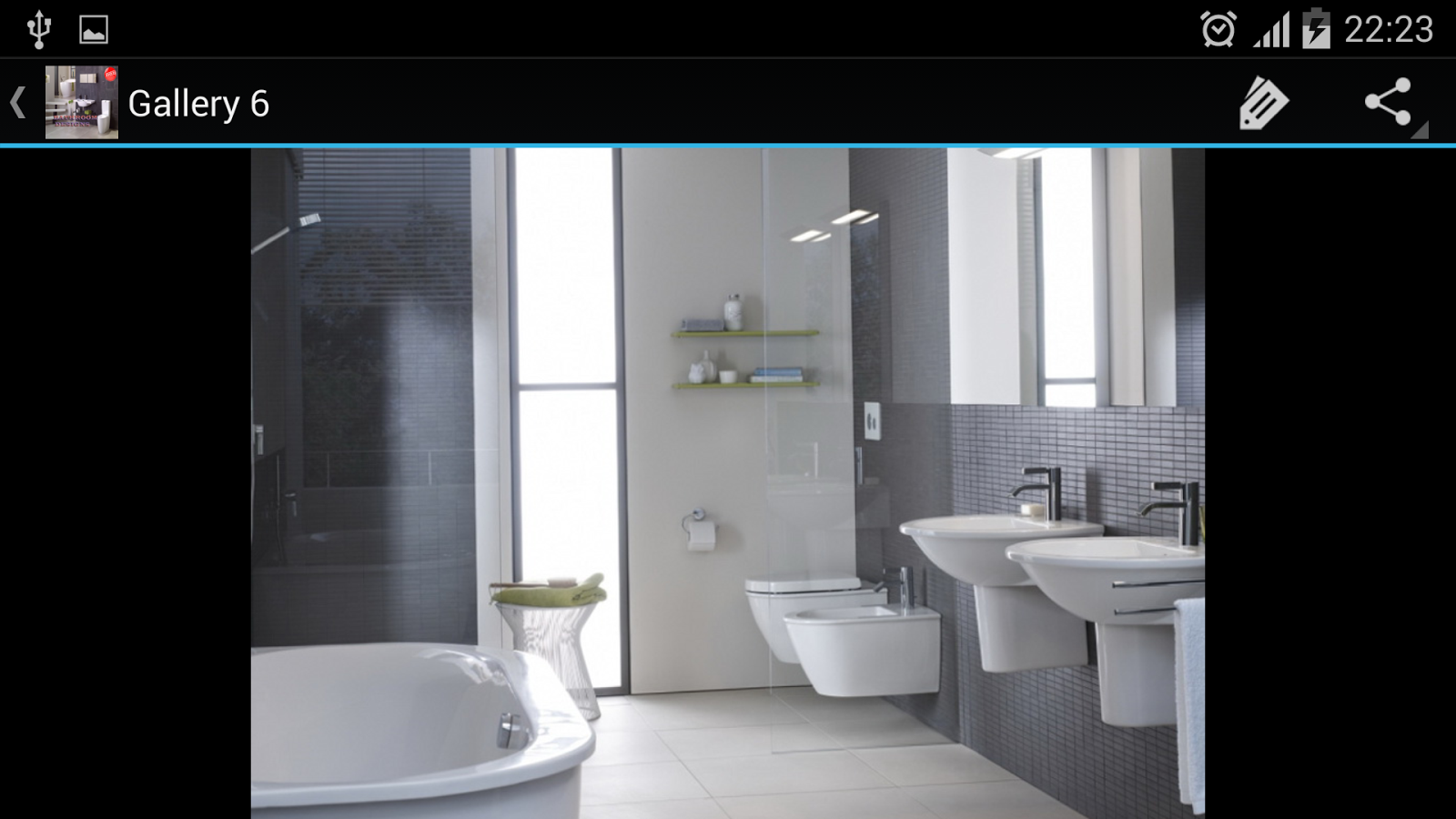 Bathroom designs android apps on google play for Play 1 bathroom