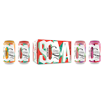 Soma Watermelon, Mango, Black Cherry, And Guava & Passion Fruit