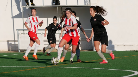 2-2: Un punto que sabe a poco para el Almería Femenino