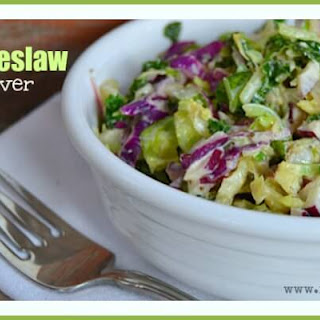The Best Paleo Coleslaw Ever