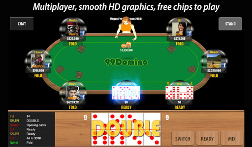 99 Domino Poker v1.3.6 APK