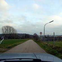 Photo: »Land- und forstwirtsch. Verkeht frei« – typisch Porsche 928!