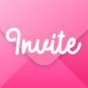 Invitation Maker Flyer Creator icon