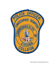 Photo: Christopher Newport College Police (Renamed)